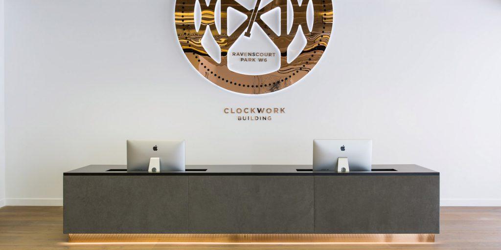 Thirdway Interiors - The Clockwork Building