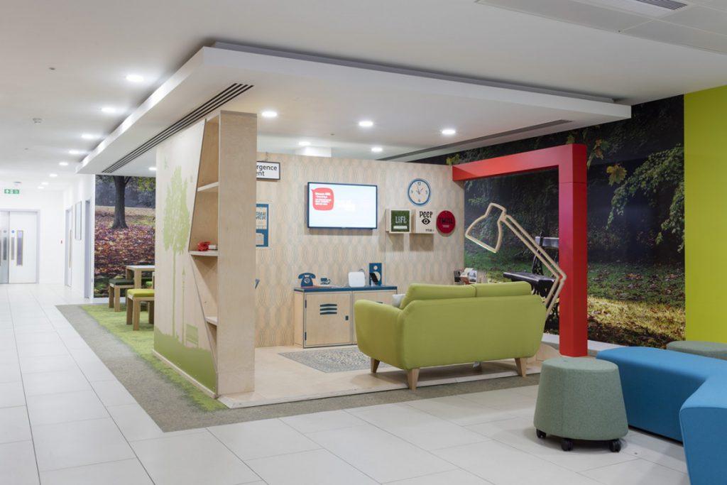 Area- Vodafone