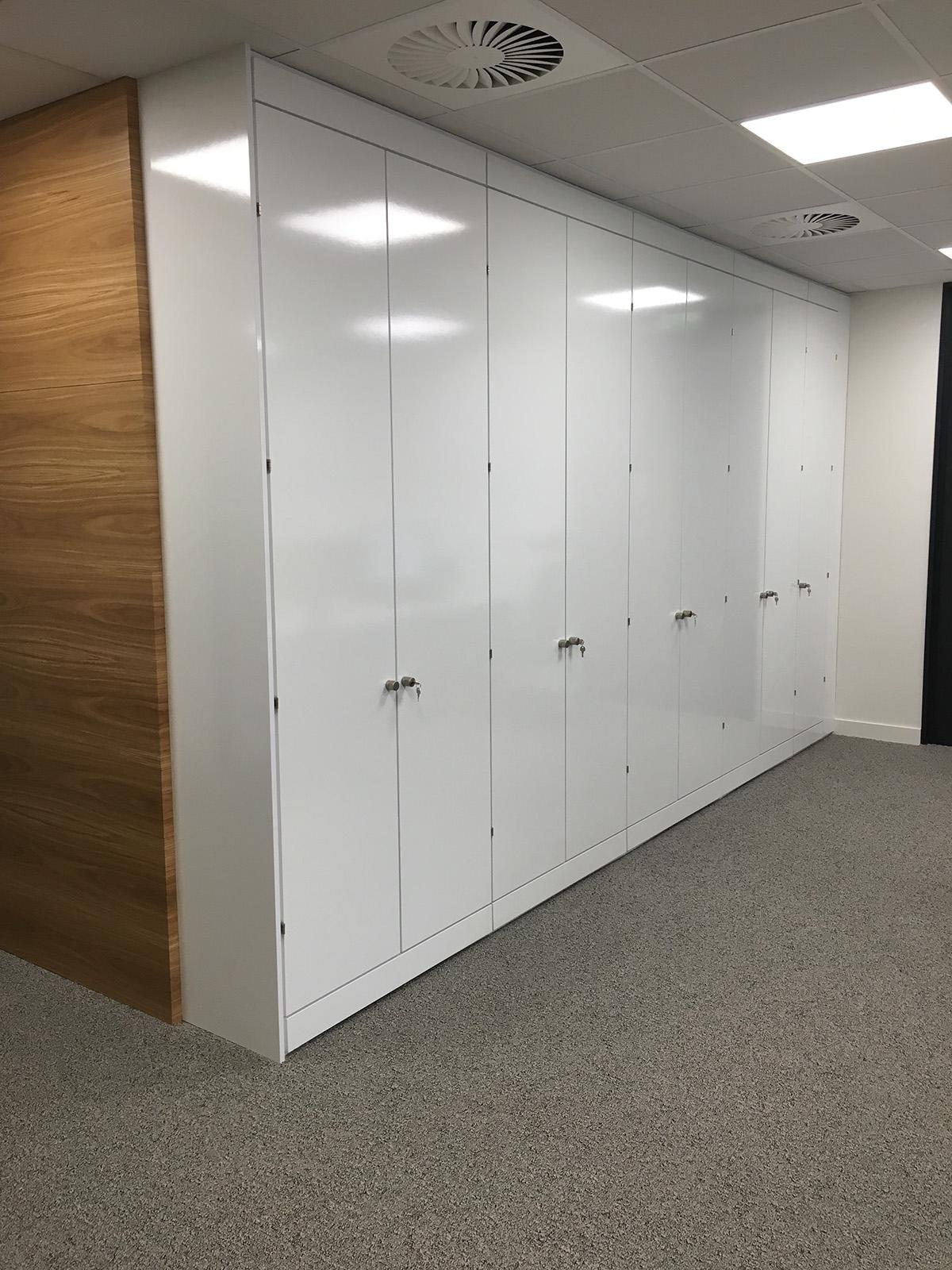Stanex - Storage Wall