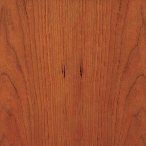 Lockers Veneer Crown Cut Finish - Cherry